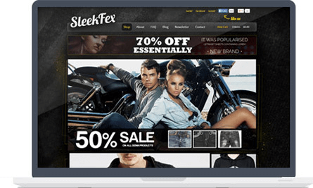 Web Design Theme
