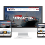 Designed & Developed website for Expert Logistics LLC