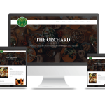 Designed & Developed website for The Orchad