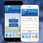 mobile app designed & developed for Bridlewood