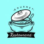 Designed logo for Gourmet Restaurants