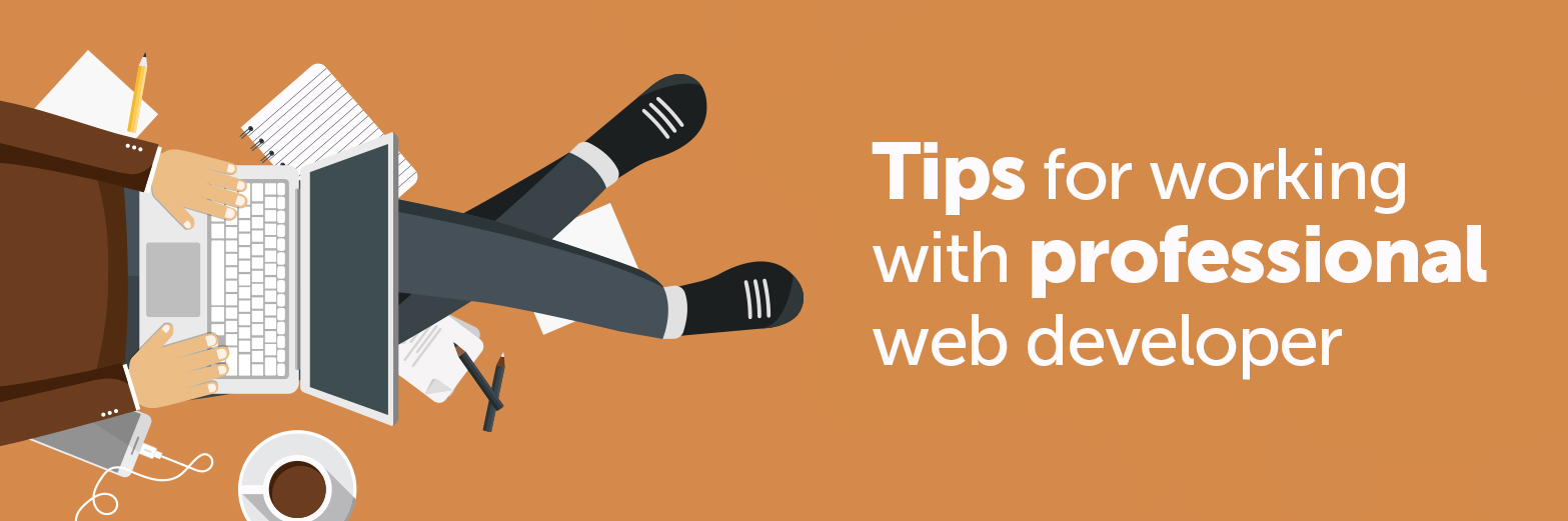 Tips from professional website developer